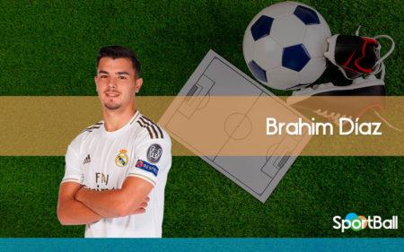 Brahim Díaz es una de las grandes promesas del fútbol español en 2020.