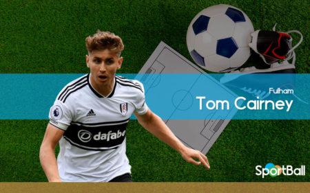 Tom Cairney es uno de los mejores centrocampistas de la Championship 2019-2020.
