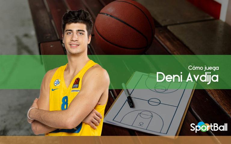 Analizamos cómo juega Deni Avdija y sus opciones en el Draft y en la NBA