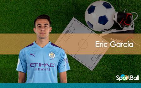 Eric García es una de las grandes promesas españoles en 2020.