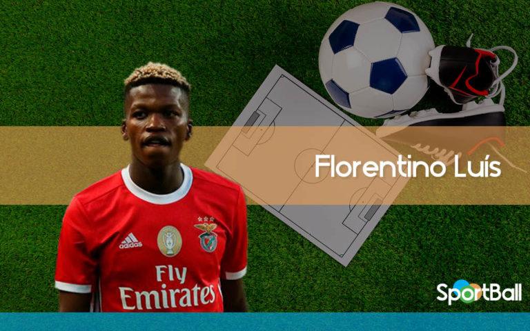 Analizamos cómo juega Florentino Luís, sus equipos actuales, sus estadísticas y su posición en el terreno de juego.