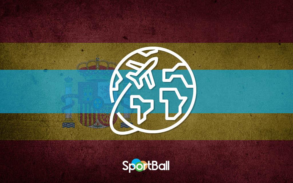 Futbolistas españoles por el mundo 2019-2020 triunfando en el extranjero
