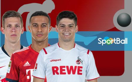 Lista de futbolistas españoles que juegan en Alemania en la Bundesliga