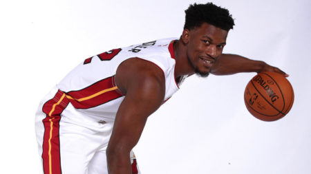 Jimmy Butler Miami Heat 2020-2021