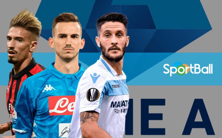 Jugadores españoles en Italia en la Serie A 2019-2020