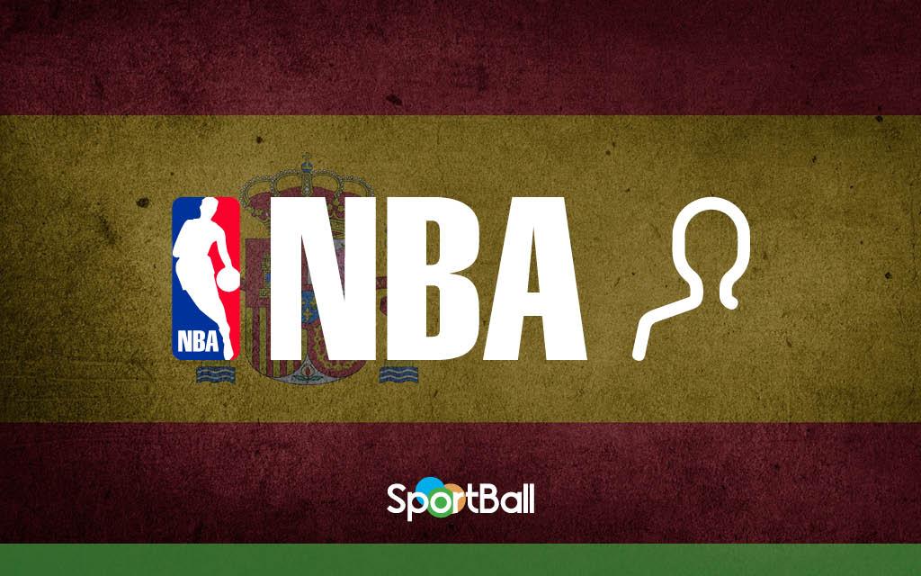 Jugadores españoles en la NBA 2019-2020