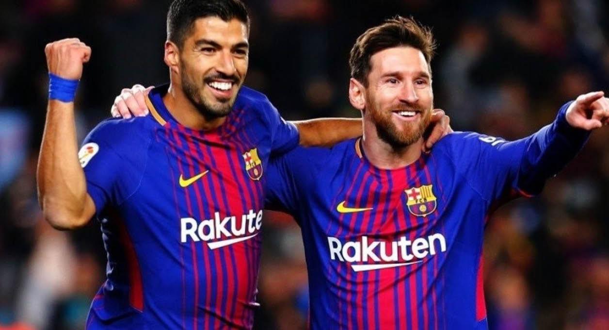Messi – Suárez, Sociedad Ilimitada en LaLiga Santander