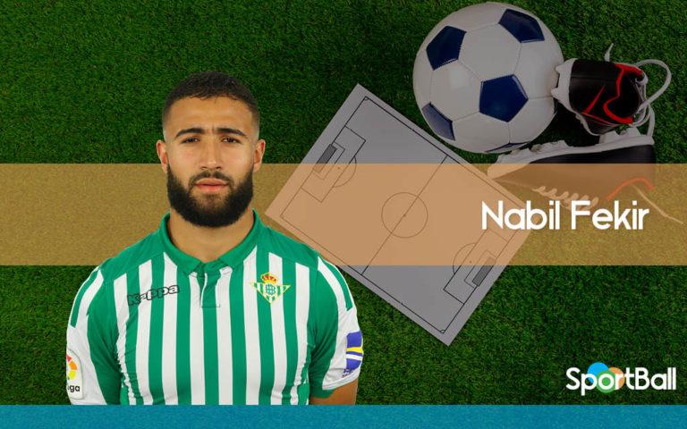 ¿Cómo juega Nabil Fekir? ¿Cuáles son sus estadísticas (carrera y Betis)?