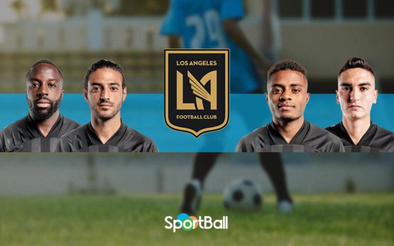Plantilla Los Angeles FC 2020