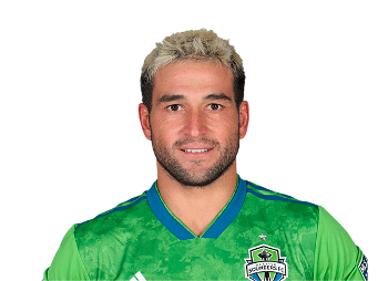 Plantilla Seattle Sounders 2020 - Nicolás Lodeiro