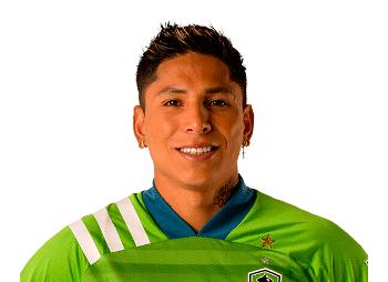 Plantilla Seattle Sounders 2020 - Raúl Ruidíaz