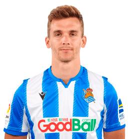 Plantilla de la Real Sociedad 2019-2020 - Diego Llorente