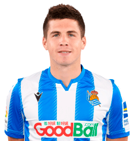 Plantilla de la Real Sociedad 2019-2020 - Zubeldia