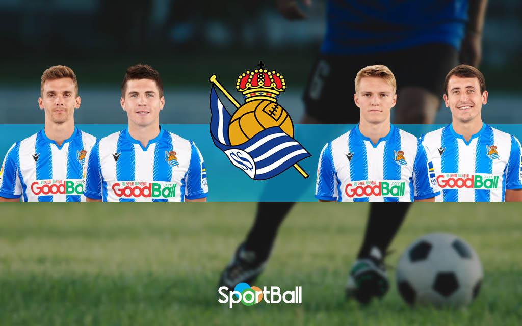 Plantilla de la Real Sociedad 2019-2020