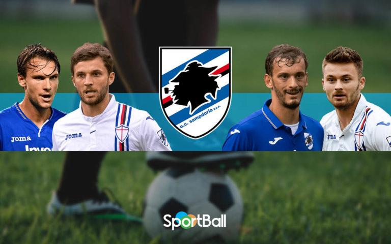 Plantilla de la Sampdoria 2019-2020