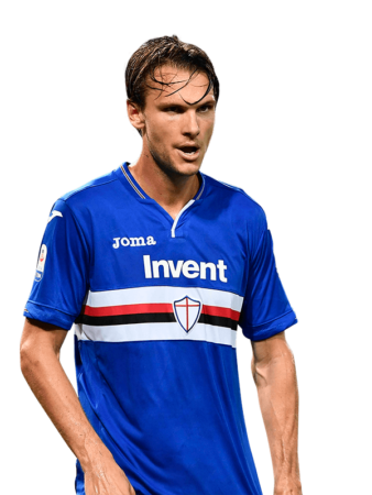 Plantilla de la Sampdoria 2019-2020 - Albin Ekdal