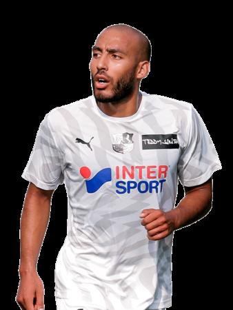 Plantilla del Amiens 2019-2020 - Haitam Alessami