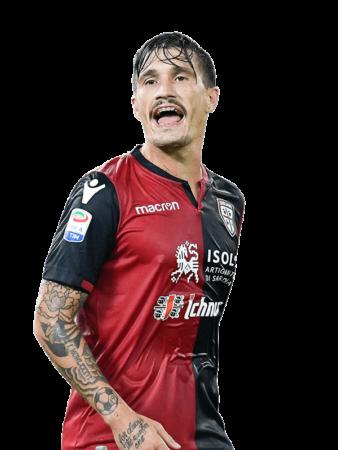 Plantilla del Cagliari 2019-2020 - Fabio Pisacane