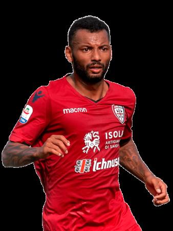 Plantilla del Cagliari 2019-2020 - João Pedro