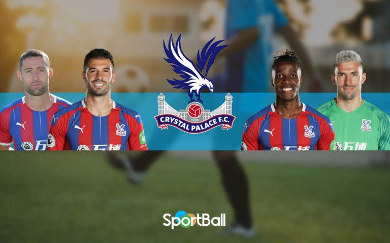 Plantilla del Crystal Palace 2019-2020