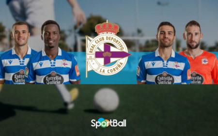 Plantilla del Deportivo 2019-2020