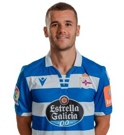 Plantilla del Deportivo 2019-2020 - Ager Aketxe