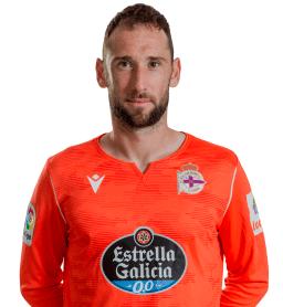 Plantilla del Deportivo 2019-2020 - Dani Giménez