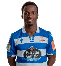 Plantilla del Deportivo 2019-2020 - Mamadou Koné
