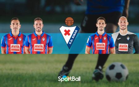 Plantilla del Eibar 2019-2020