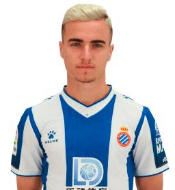 Plantilla del Espanyol 2021-2022 - Adria Pedrosa
