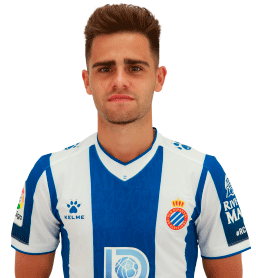 Plantilla del Espanyol 2021-2022 - Oscar Melendo