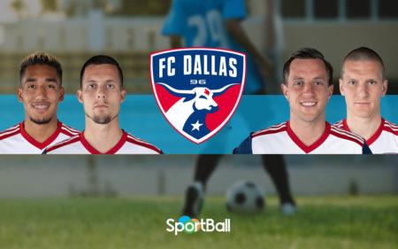 Plantilla del FC Dallas 2020