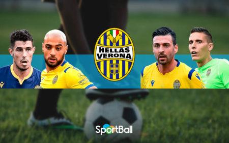 Plantilla del Hellas Verona 2019-2020