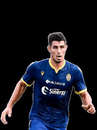 Plantilla del Hellas Verona 2019-2020 - Davide Faraoni