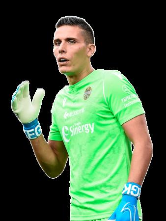 Plantilla del Hellas Verona 2019-2020 - Marco Silvestri