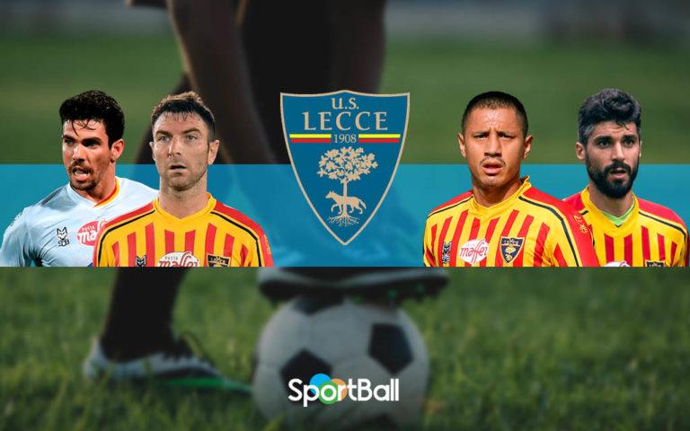 Plantilla del Lecce 2019-2020