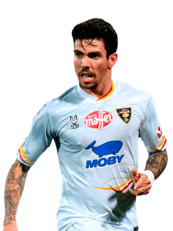 Plantilla del Lecce 2019-2020 - Diego Farias