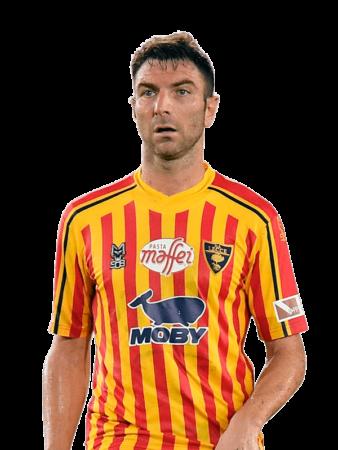 Plantilla del Lecce 2019-2020 - Fabio Lucioni