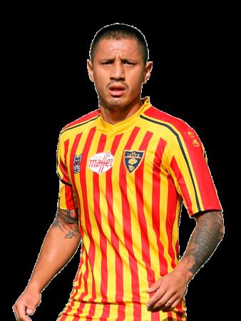Plantilla del Lecce 2019-2020 - Gianluca Lapadula