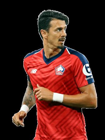 Plantilla del Lille 2019-2020 - José Fonte