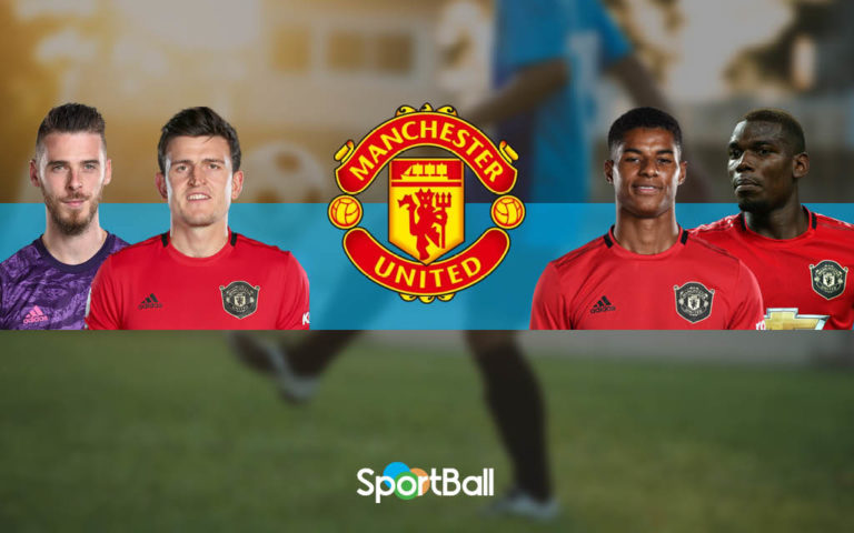 Plantilla del Manchester United 2019-2020