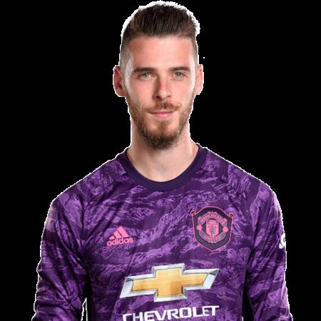 Plantilla del Manchester United 2019-2020 - De Gea