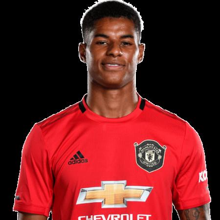 Plantilla del Manchester United 2019-2020 - Marcus Rashford