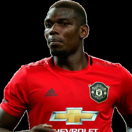 Plantilla del Manchester United 2019-2020 - Paul Pogba
