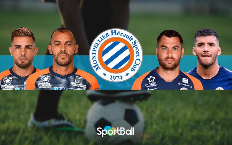 Plantilla del Montpellier 2019-2020