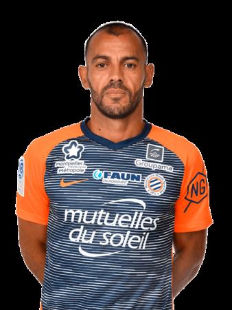 Plantilla del Montpellier 2019-2020 - Vitorino Hilton