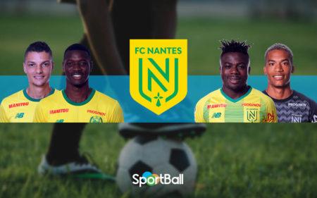 Plantilla del Nantes 2019-2020