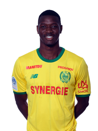 Plantilla del Nantes 2019-2020 - Kalifa Coulibaly