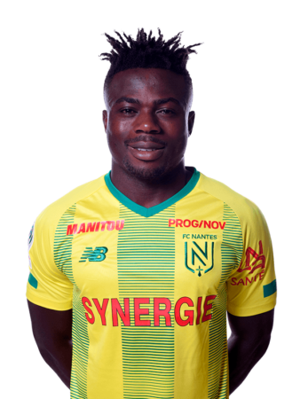 Plantilla del Nantes 2019-2020 - Moses Simon