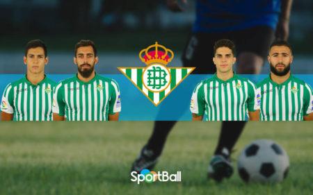 Plantilla del Real Betis 2019-2020